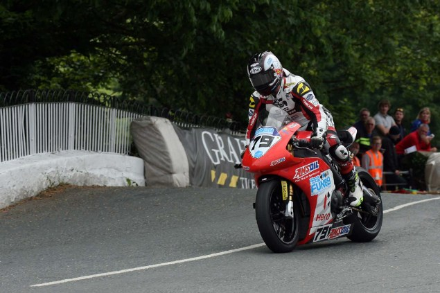 IOMTT: Ballaugh Bridge with Richard Mushet 2014 Isle of Man TT Ballaugh Bridge Richard Mushet 19 635x423