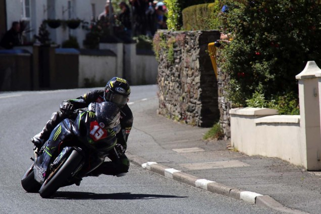 IOMTT: Ballaugh with Richard Mushet 2014 Isle of Man TT Ballaugh Richard Mushet04 635x423