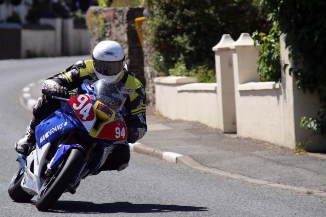 IOMTT: Ballaugh with Richard Mushet 2014 Isle of Man TT Ballaugh Richard Mushet07 635x423