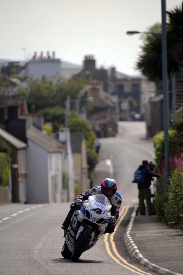 IOMTT: Kirk Michael with Richard Mushet 2014 Isle of Man TT Kirck Michael Richard Mushet 09 635x952