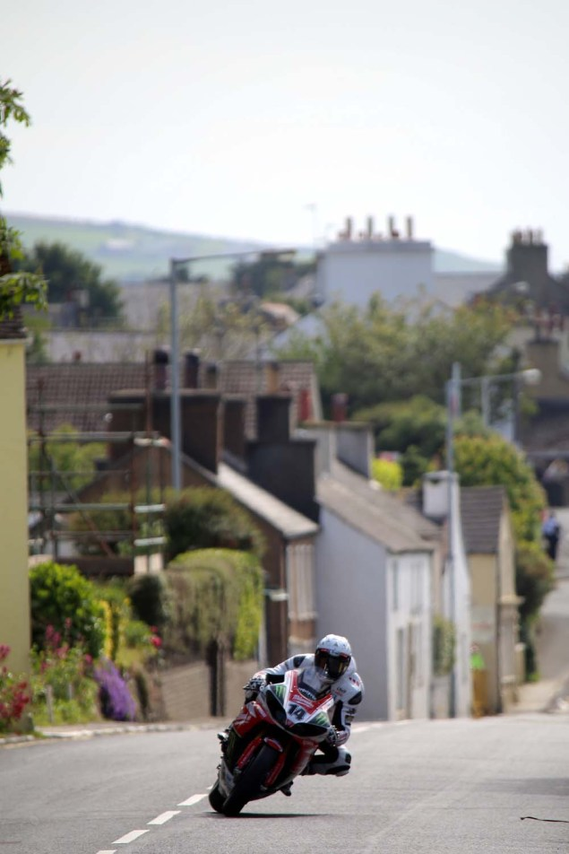 IOMTT: Kirk Michael with Richard Mushet 2014 Isle of Man TT Kirck Michael Richard Mushet 10 635x952