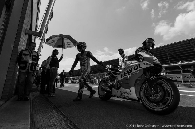 Thursday at Assen with Tony Goldsmith 2014 Thursday Dutch TT Assen MotoGP Tony Goldsmith 01 635x422