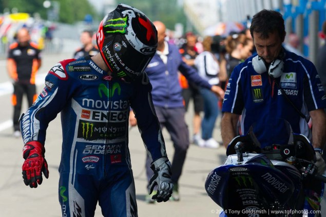 Q&A: Jorge Lorenzo   A Season of Highs & Lows, in Review 2014 Thursday Dutch TT Assen MotoGP Tony Goldsmith 18 635x422
