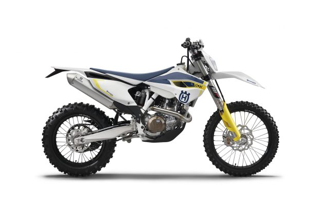 Husqvarna Announces Enduro Models for US Market 2015 Husqvarna FE 501 635x423