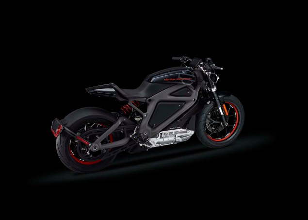 Leaked: First Photos of the Harley Davidson Livewire Harley Davidson Livewire electric motorcycle 03 635x453