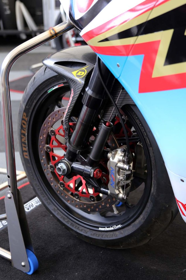 Up Close with the 2014 Mugen Shinden San (神電 参) Mugen Shinden San TT Zero Isle of Man TT Richard Mushet 14 635x952