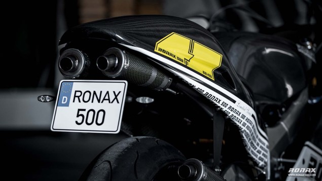 Ronax 500   Your Modern 500cc Two Stroke Track Bike Ronax 500 launch 11 635x357