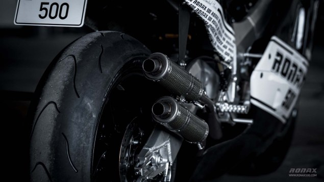 Ronax 500   Your Modern 500cc Two Stroke Track Bike Ronax 500 launch 21 635x357