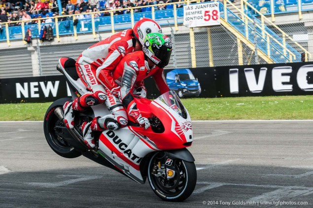 Saturday at Assen with Tony Goldsmith Saturday Dutch TT 2014 MotoGP Tony Goldsmith 18 635x422
