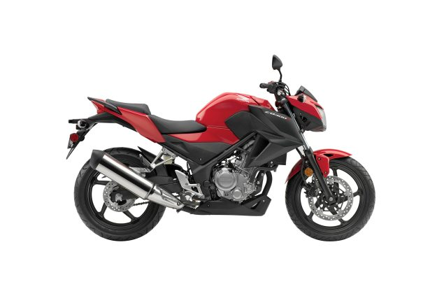 Heres the Honda CB300F & Yes, Its Coming to America 2015 honda cb300f 635x423