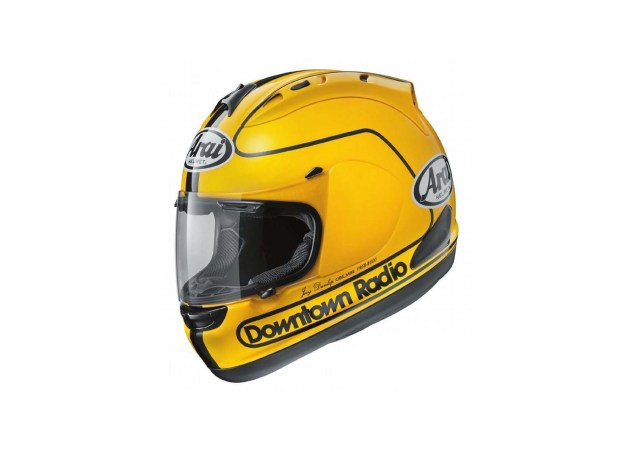 Arai Launches Joey Dunlop Replica Helmet for Classic TT Arai RX7 GP Joey Dunlop replica helmet 04 635x449