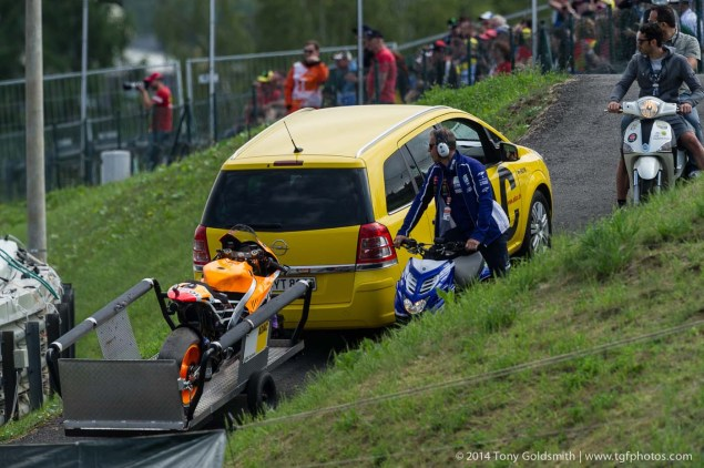 Friday at Sachsenring with Tony Goldsmith Friday Sachsenring German GP MotoGP Tony Goldsmith 04 635x422