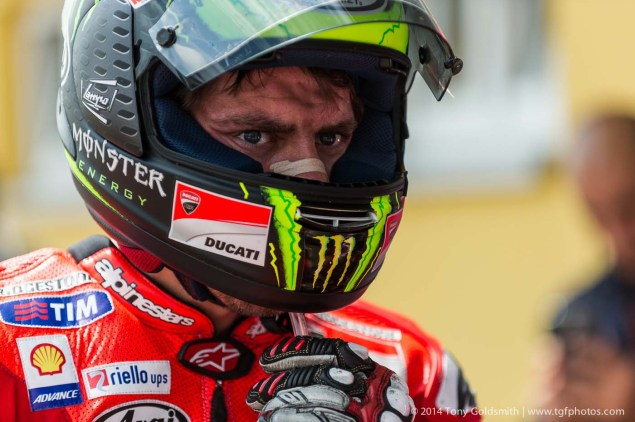 MotoGP: Summer Break Surgeries for Crutchlow & Hayden Saturday Sachsenring MotoGP German GP Tony Goldsmith 10 635x422