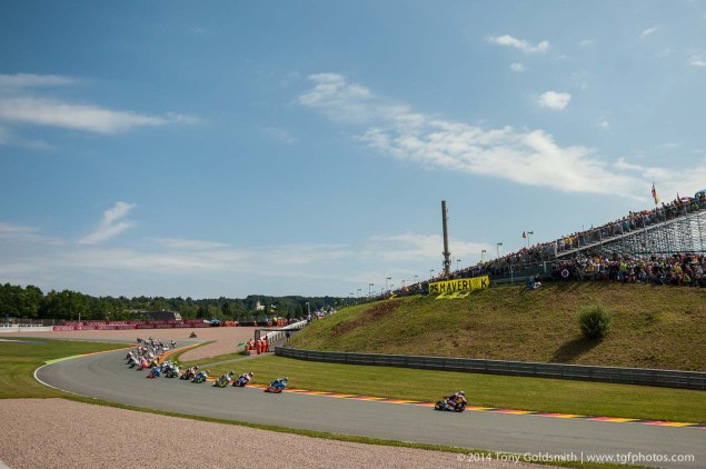 Sunday at Sachsenring with Tony Goldsmith Sunday Sachsenring MotoGP German GP Tony Goldsmith 01 635x422