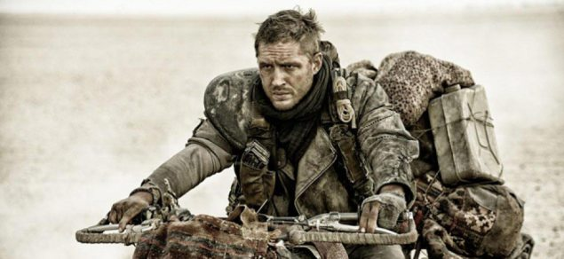 A Shameless Opportunity to Talk About Mad Max: Fury Road Tom Hardy Mad Max Fury Road motorcycle photo 635x292