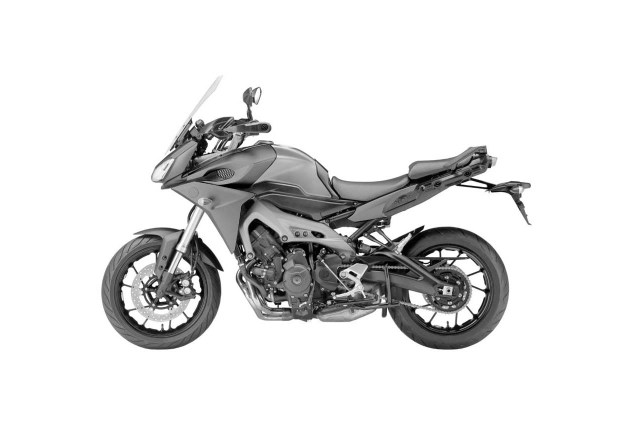 A Yamaha FZ 09 Based Sport Tourer   A TDM Cometh? 081114 2015 yamaha tdm 09 design trademark 01 635x425