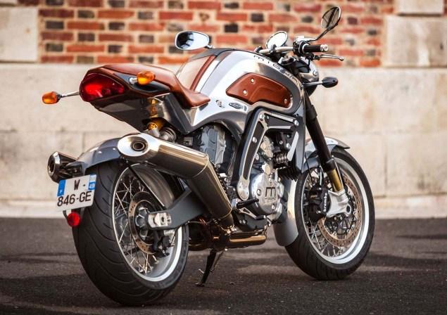 2016 Midual Type 1 Prototype   Motorcycle Opulence 2016 Midual Type 1 prototype 01 635x448
