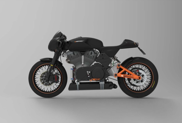 More Renders of the Bottpower BOTT XC1 Café Racer Bottpower BOTT XC1 Version 3 Cafe Racer 03 635x429