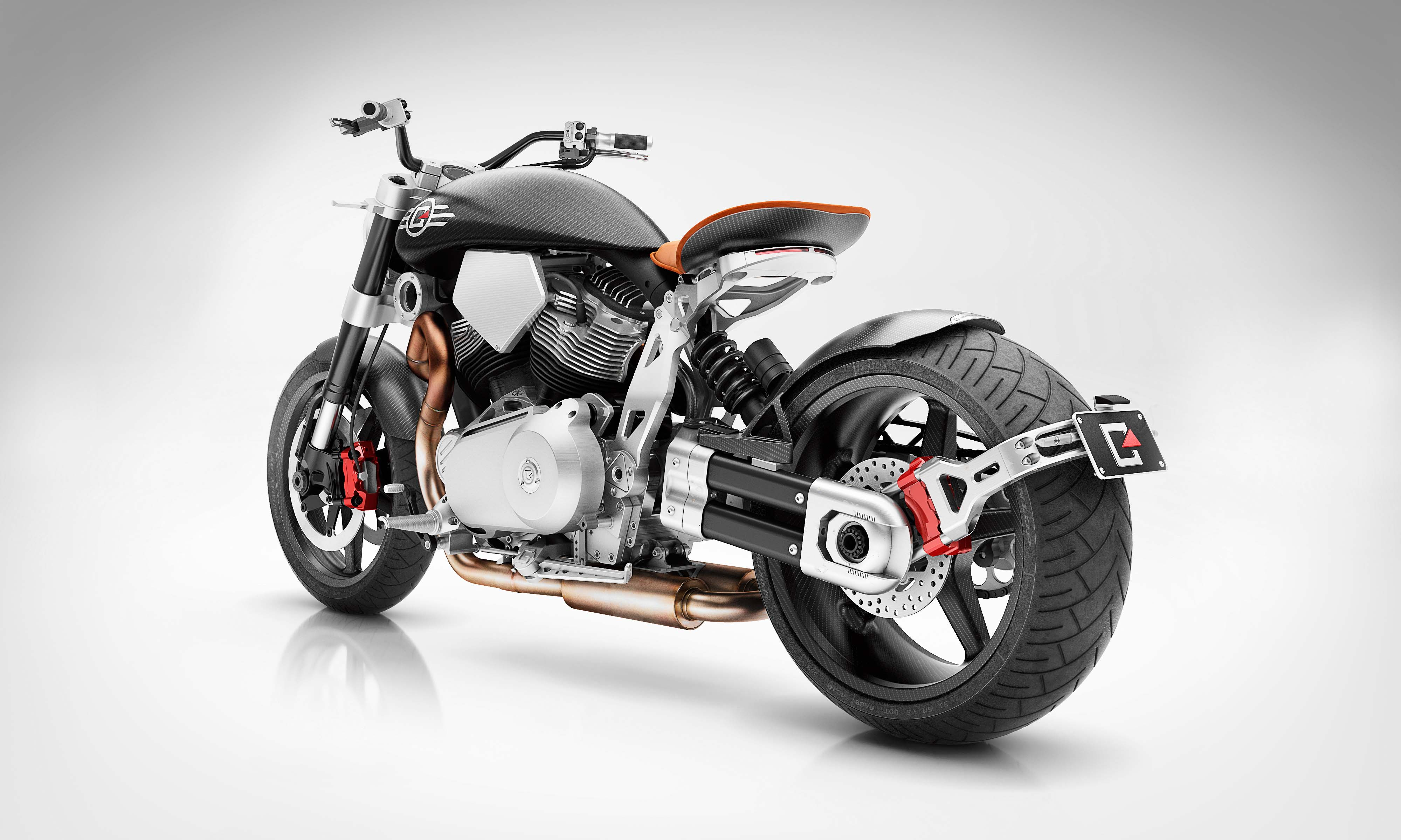 Confederate X132 Hellcat Speedster By Pierre Terblanche
