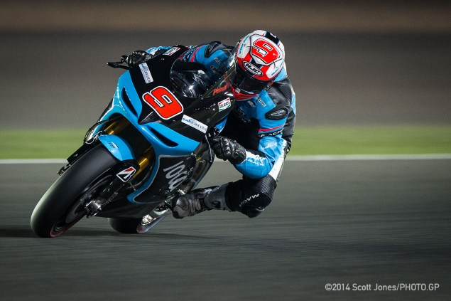 Danilo Petrucci Confirmed at Pramac for Two Seasons Danilo Petrucci Losail 2014 635x423