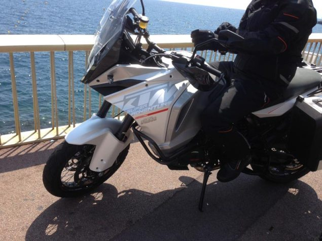 Report: UK Confirms KTM 1290 Super Adventure Model KTM 1290 Super Adventure 635x476