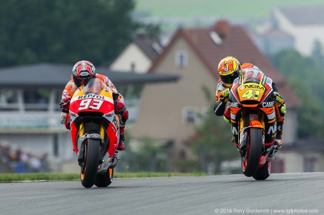Living the Dream – A Photographer's Story: Sachsenring Living the Dream Germany Sachsenring MotoGP Tony Goldsmith 08 635x422
