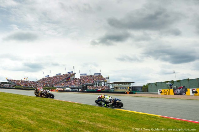Living the Dream – A Photographer's Story: Sachsenring Living the Dream Germany Sachsenring MotoGP Tony Goldsmith 12 635x422