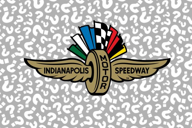 What's Bigger: Indy Motor Speedway or The Vatican? indianapolis motor speedway question mark 635x423