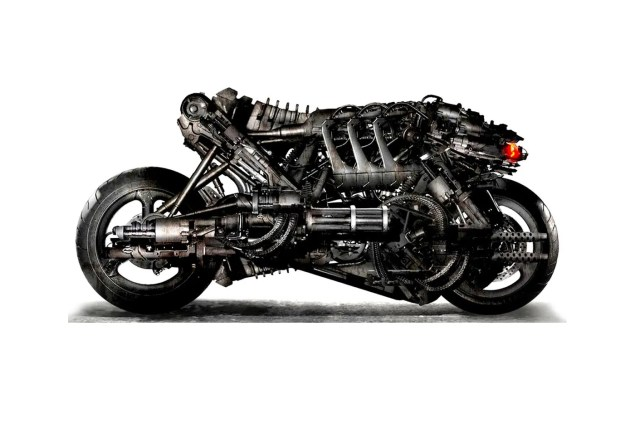 Google Wants Broader Autonomous Vehicle Law   Are You Ready for Riderless Motorcycles? terminator 3 salvation motorcycle 635x423