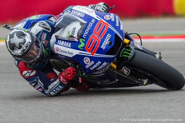 MotoGP: Race Results from Aragon Jorge Lorenzo Sunday Aragon MotoGP Aragon Grand Prix Tony Goldsmith 1 635x422