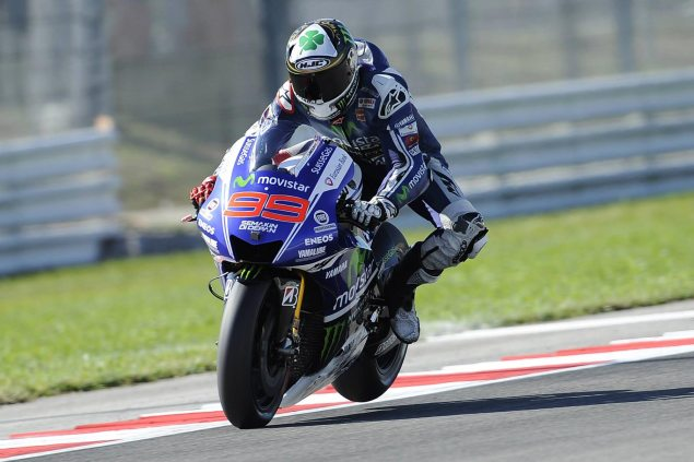 MotoGP: Qualifying Results from Misano jorge lorenzo san marino movistar yamaha 635x423