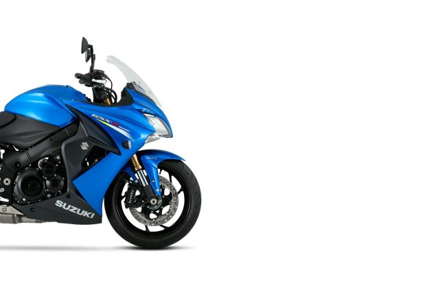 Suzuki GSX S1000 Not Coming to the USA Until...2016? 2016 Suzuki GSX S1000F 635x423