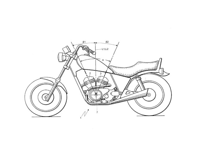 Is Ferrari Working on a Motorcycle? Ferrari Motorcycle Patent 01 635x471