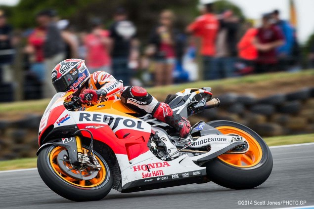 MotoGP: Qualifying Results from Phillip Island Saturday MotoGP Phillip Island Scott Jones 15 635x423