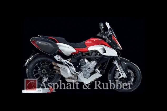 LEAKED: First Photo of the MV Agusta Stradale 800 mv agusta stradale 800 leak 635x423