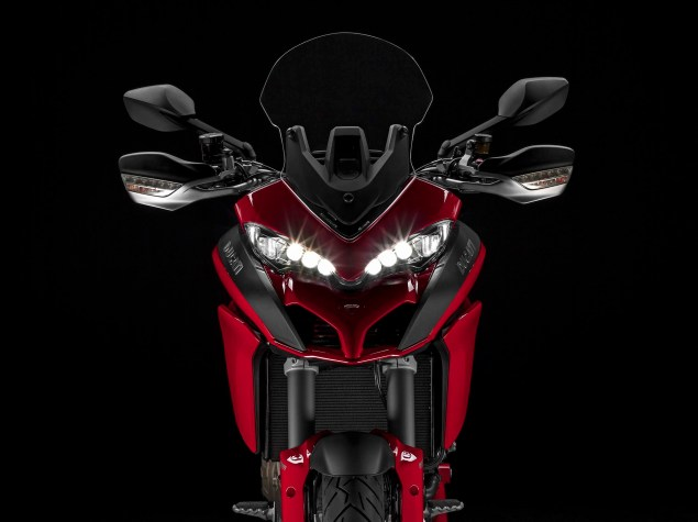 2015 Ducati Multistrada 1200   A New Face in ADV 2015 Ducati Multistrada 1200 06 635x475