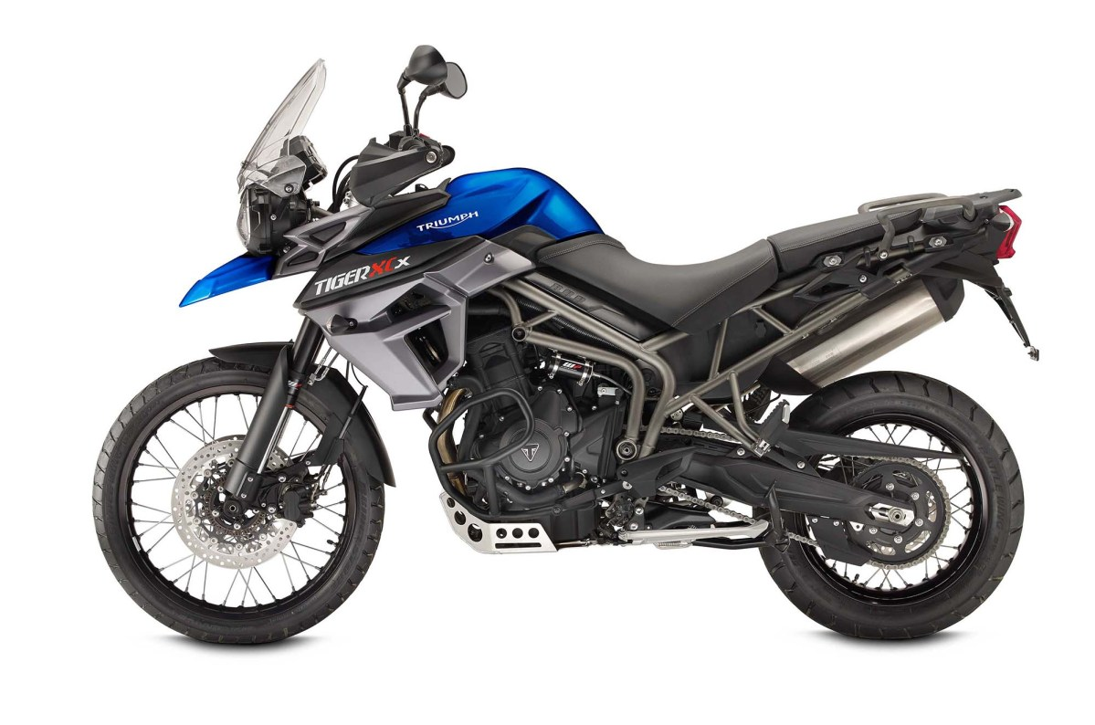 2015 Triumph Tiger 800 XCx — Another Flavor of ADV