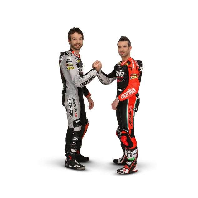 Team Orders: Is Motorcycle Racing a Team Sport? maroc melandri sylvain guintoli aprilia racing wsbk 635x635