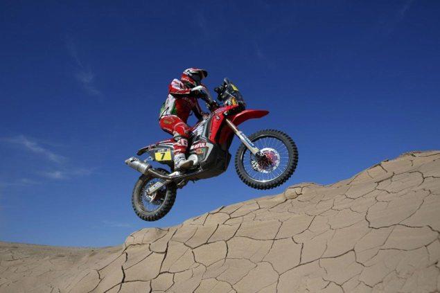 paulo-goncalves-HRC-2015-Dakar-Rally