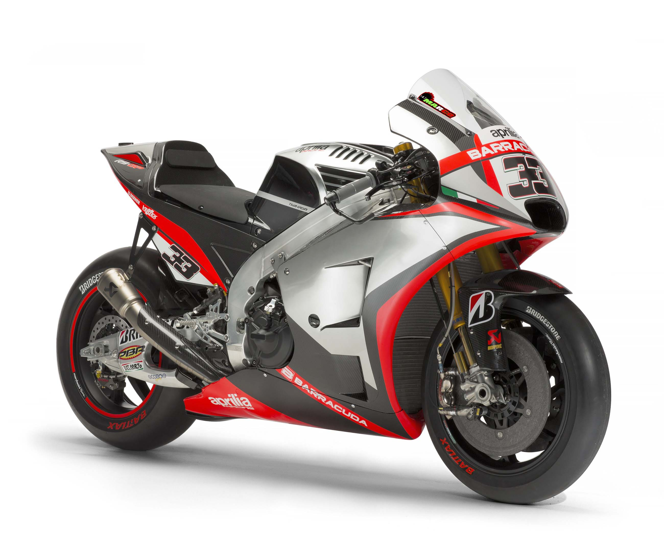 2015 Aprilia RS-GP MotoGP Race Bike Gallery - Asphalt & Rubber
