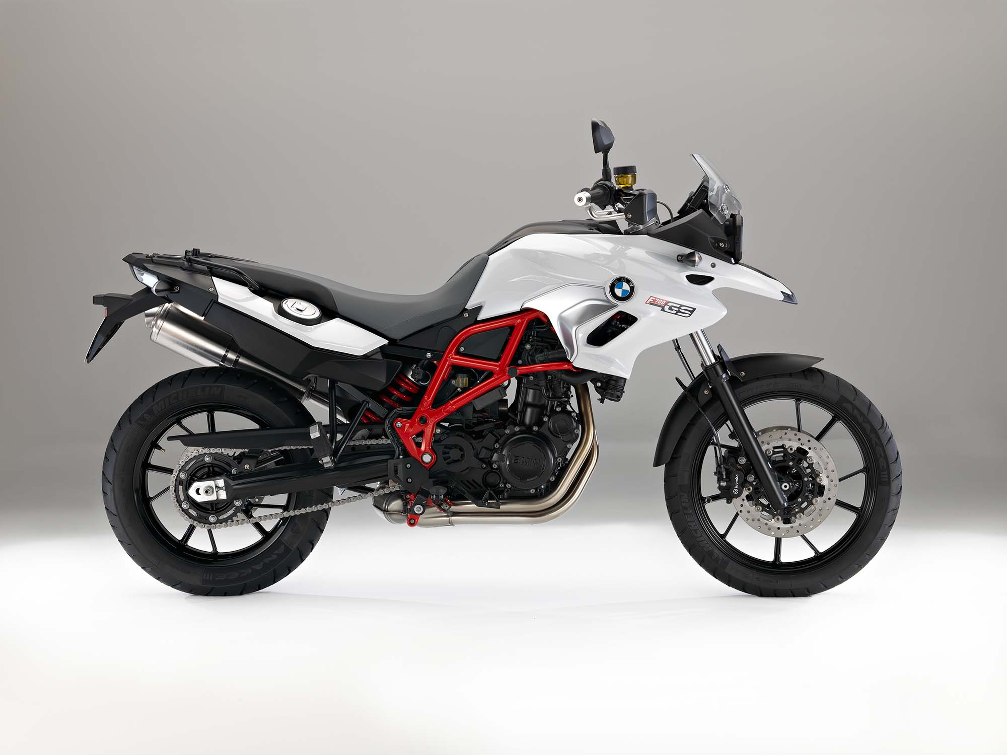 2016 Bmw F700gs Amp F800gs Get Cosmetic Changes
