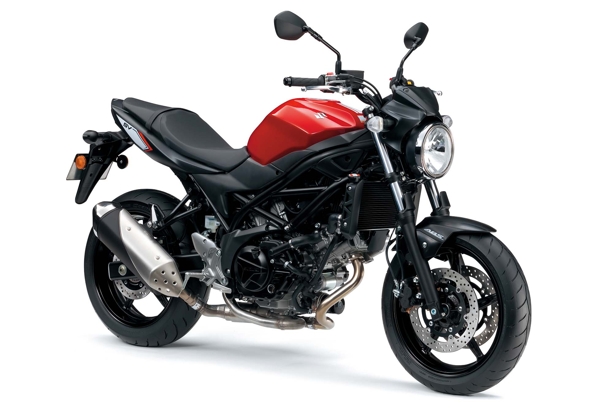 2016 suzuki sv650 makes a return with updates. Black Bedroom Furniture Sets. Home Design Ideas