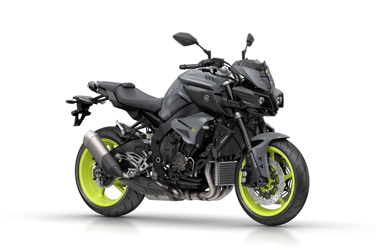 OMG! The Yamaha FZ-10 Is Coming to the USA