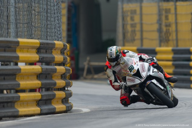 62nd Macau Grand Prix, 2015, Guia Circuit, Macau Grand Prix, Peter Hickman, Saturday