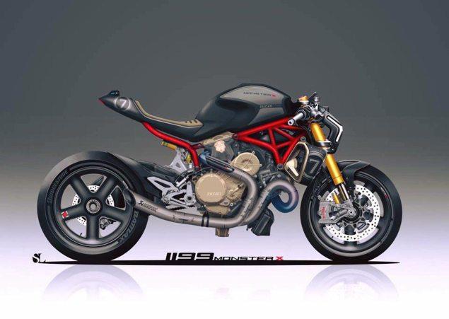 Ducati-1199-Monster-X