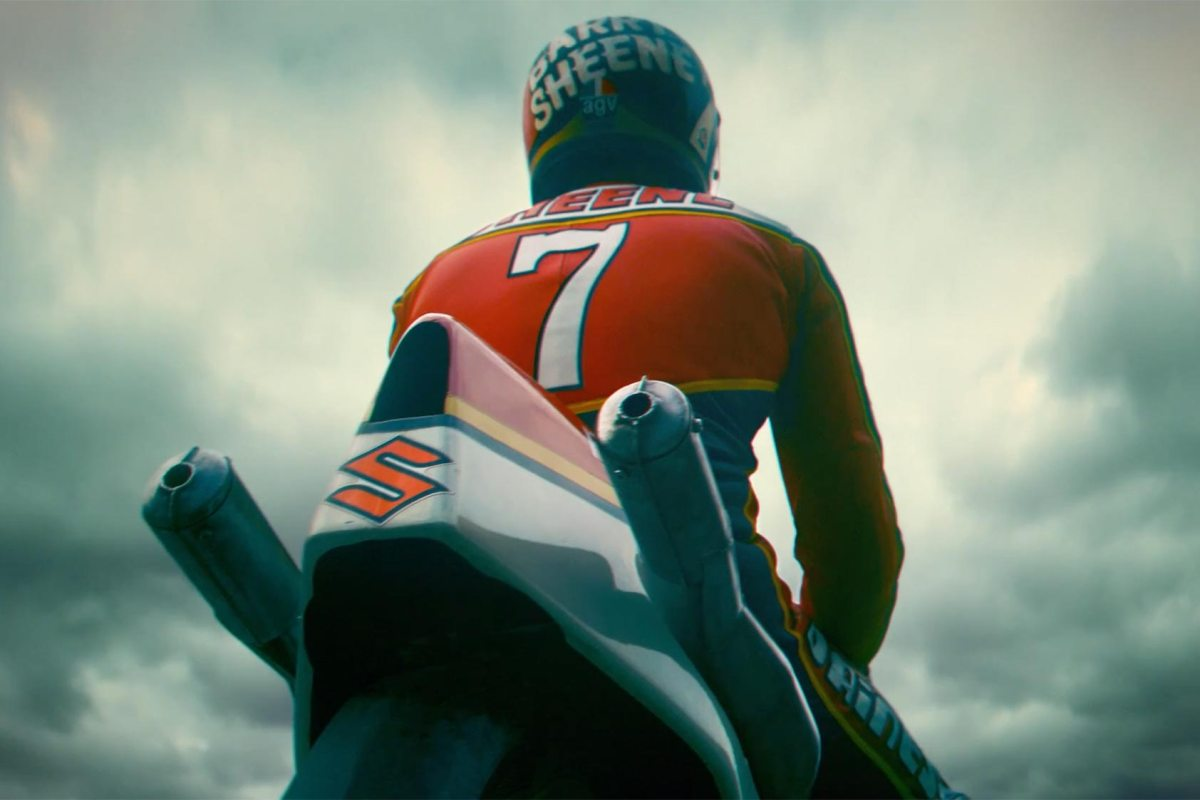 The Epic Story of Barry Sheene is Coming to the Big Screen