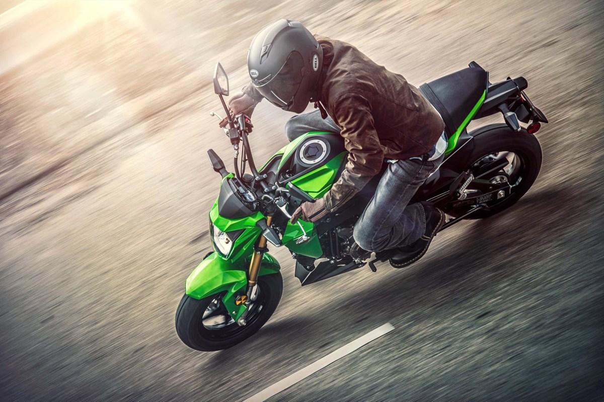 Recall: Kawasaki Z125 Pro