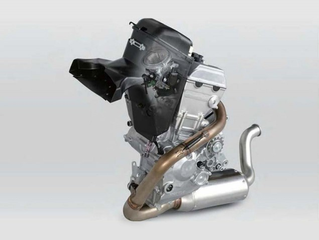 Honda-NSF25RW-engine