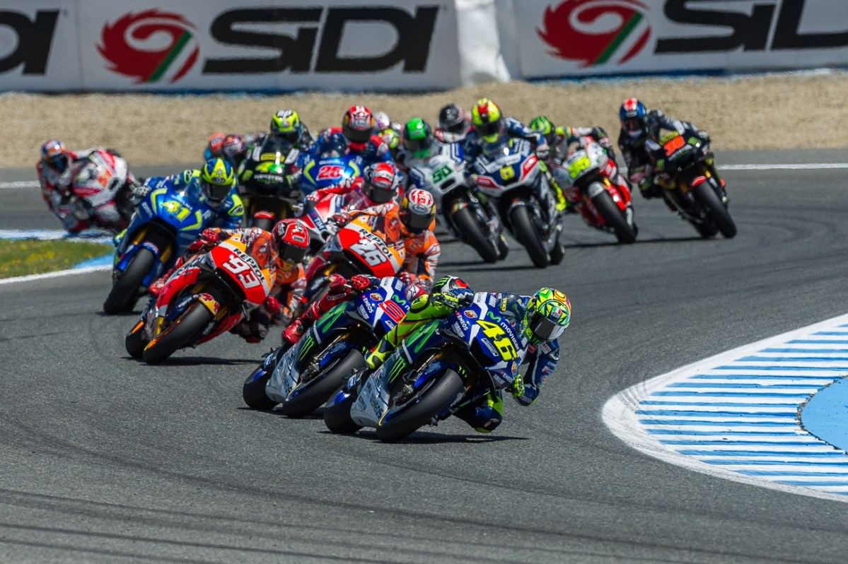 MotoGP Grid Expansion Plans Withdrawn for 2017