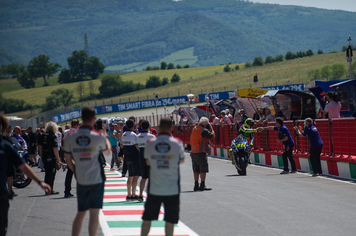 Saturday MotoGP Summary at Mugello: Of Improbably Alliances, & Saving Italian Racing